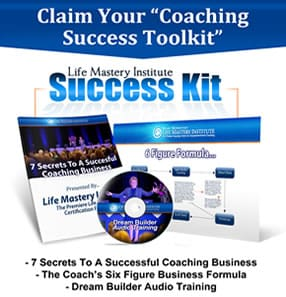 Coaching Success Toolkit Photo