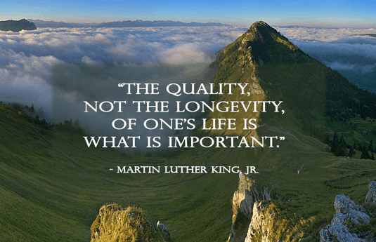 quality-of-life-martin-luther-king-jr