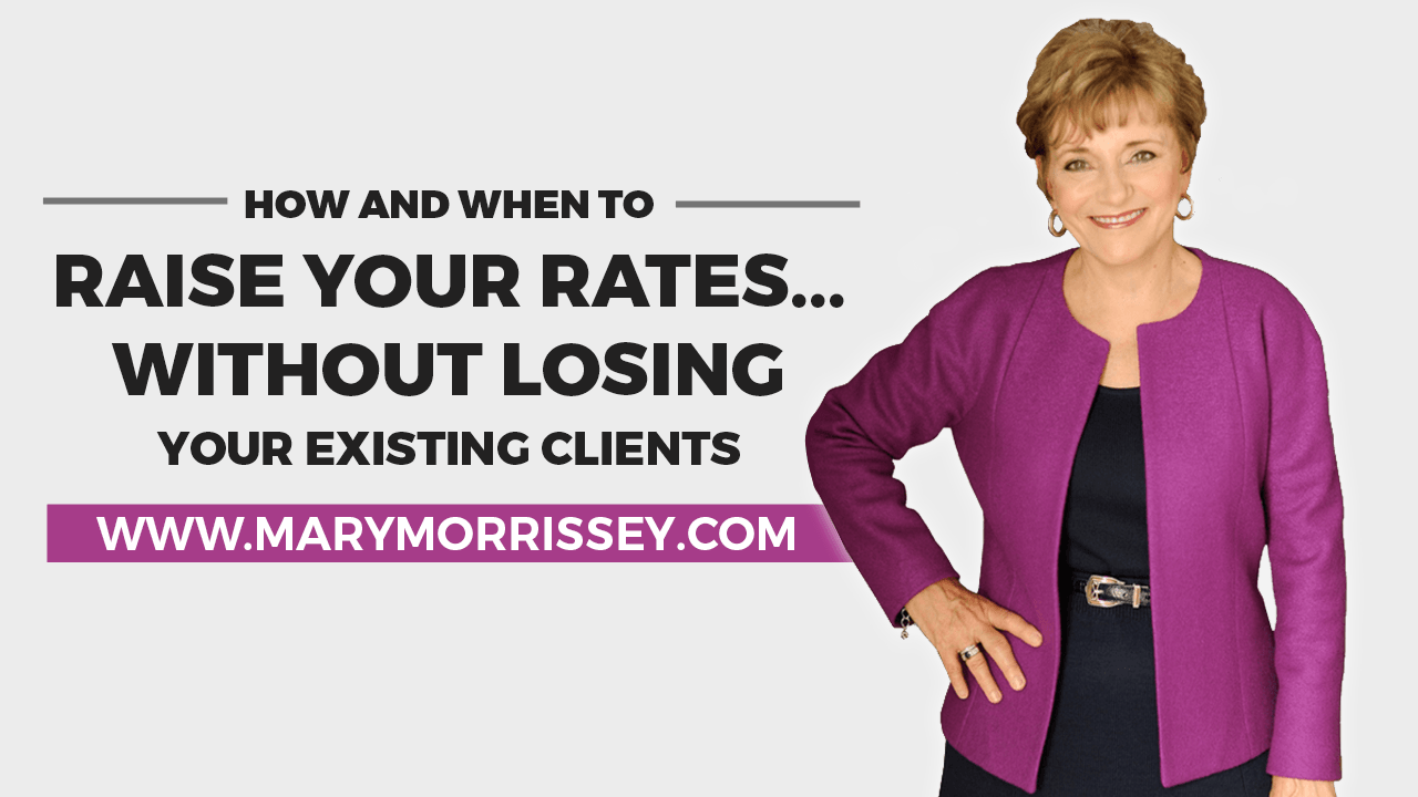 How and When to Raise Your Rates as a Life Coach