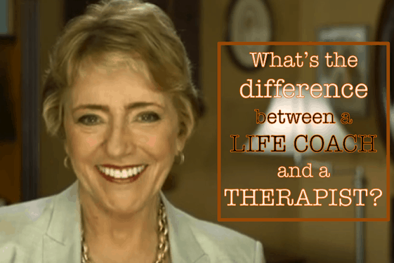 Life Coach vs. Therapist