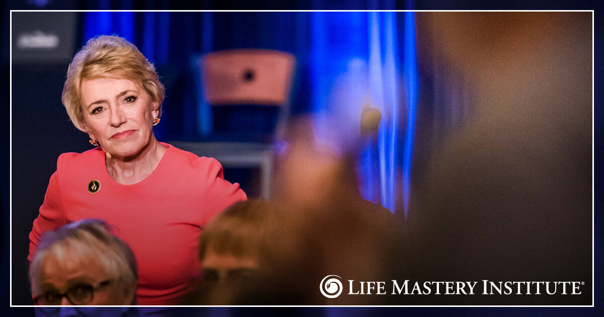 public speaking tips mary morrissey listening