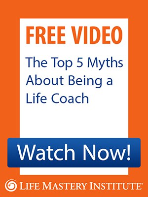 life coaching myths video sidebar
