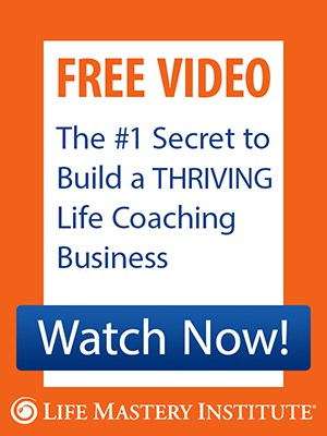 life coaching business video sidebar