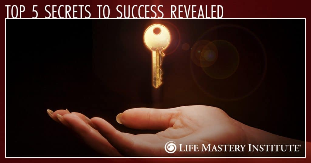 secret to success key