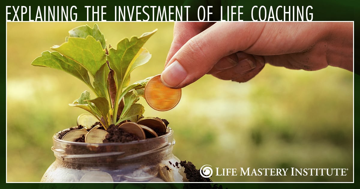life coach pricing structure