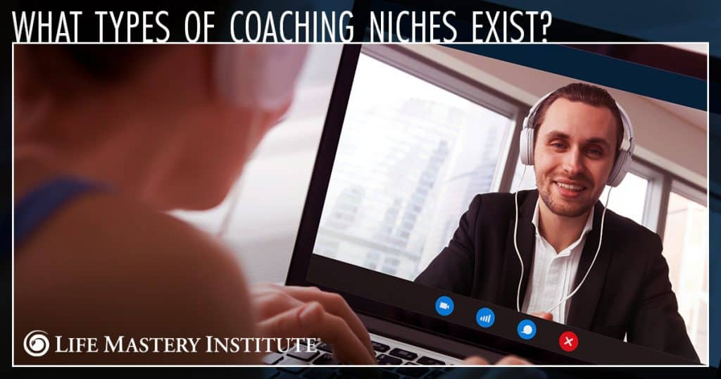 what is a life coach niche