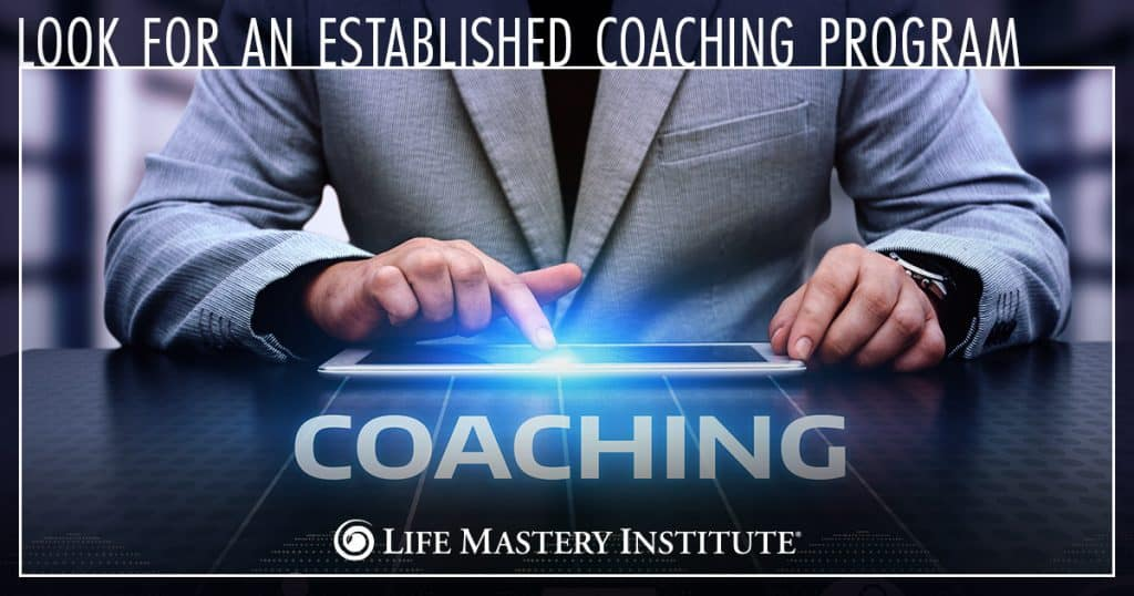 life coach tips certification